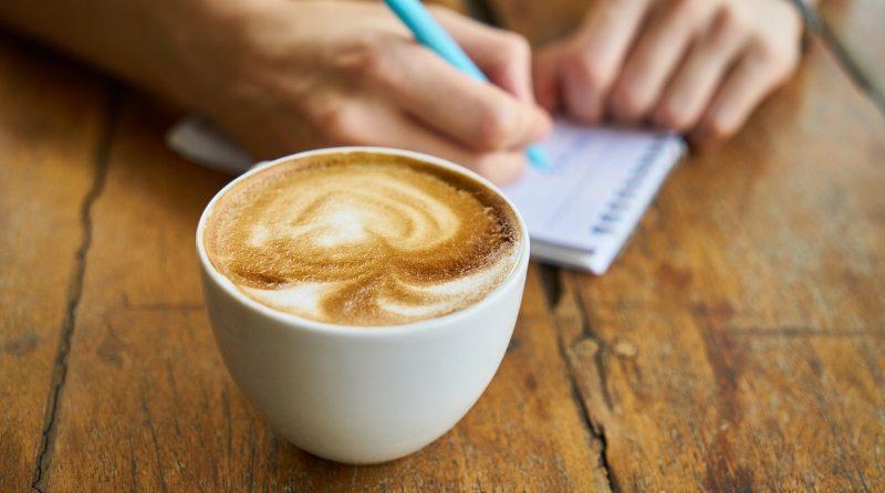 Gestante ingestão de café