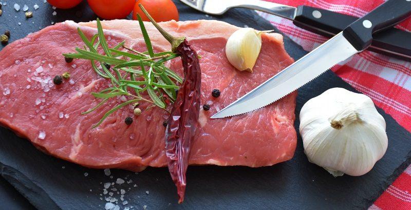 Carne bovina vermelha