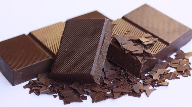Chocolate importado