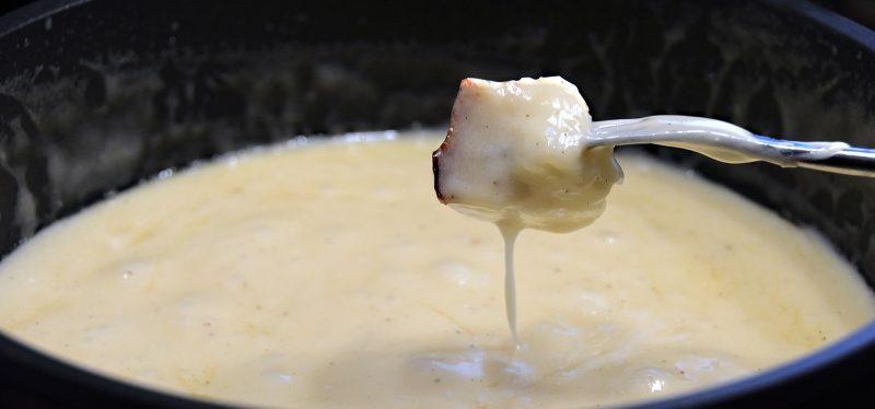 fondue queijo