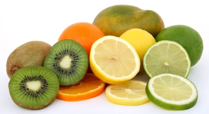 Frutas com pouca caloria