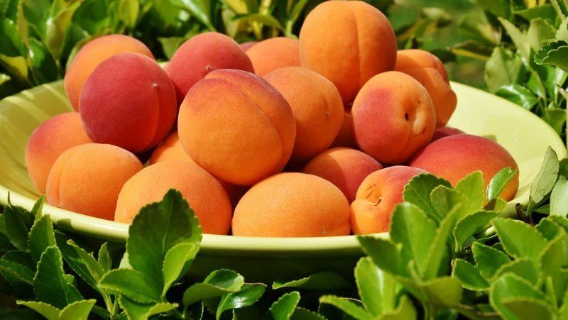 fruta pêssego