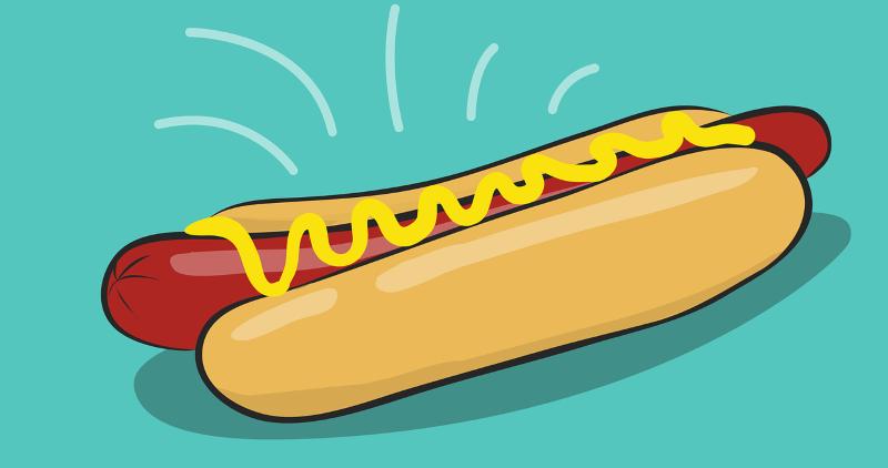 Salsicha - cachorro quente