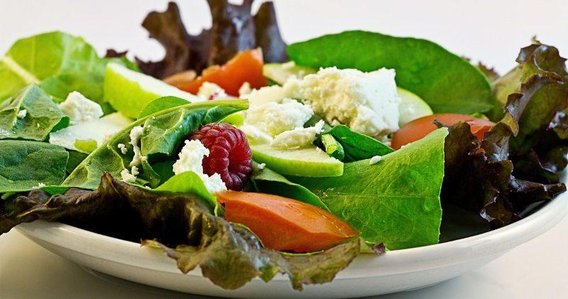 tipos de saladas